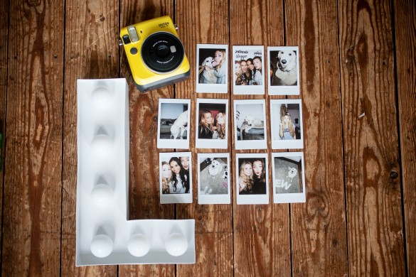 Fujifilm Instax Mini 70 in Canary Yellow
