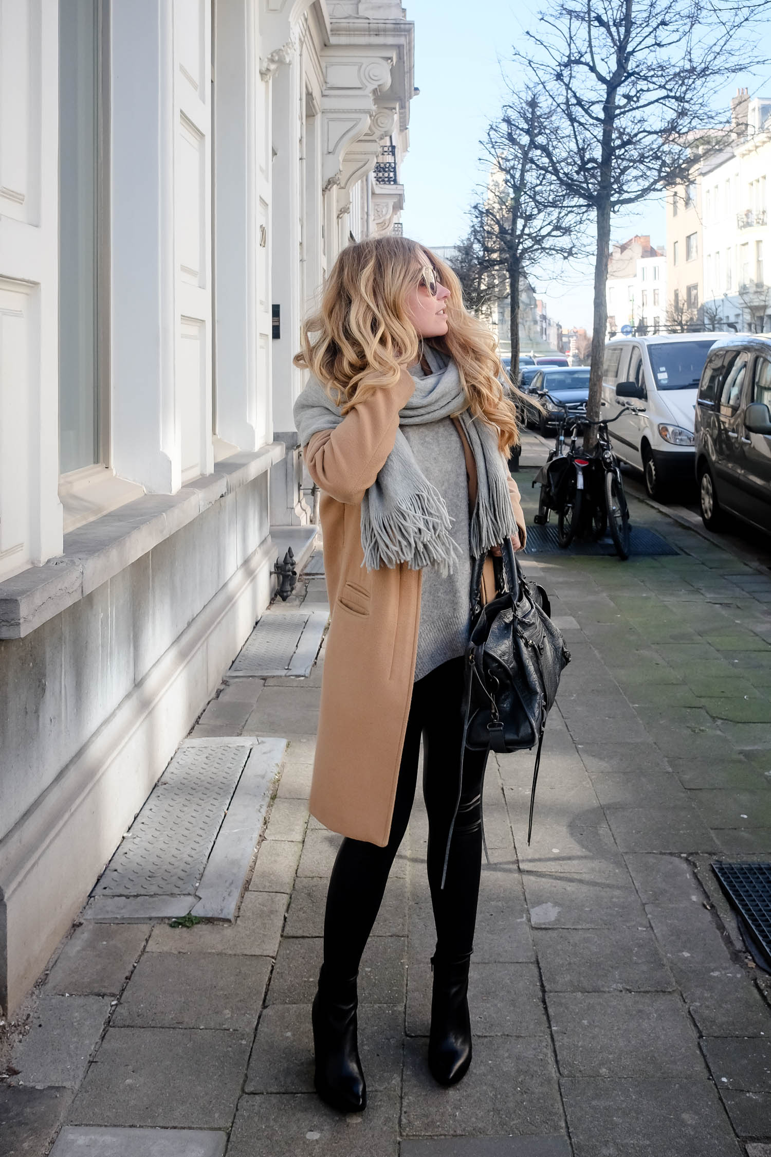 Elien Migalski Streetstyle Outfit March 2016 Sacha shoes-6