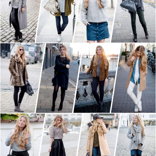 2015 Winter Looks
