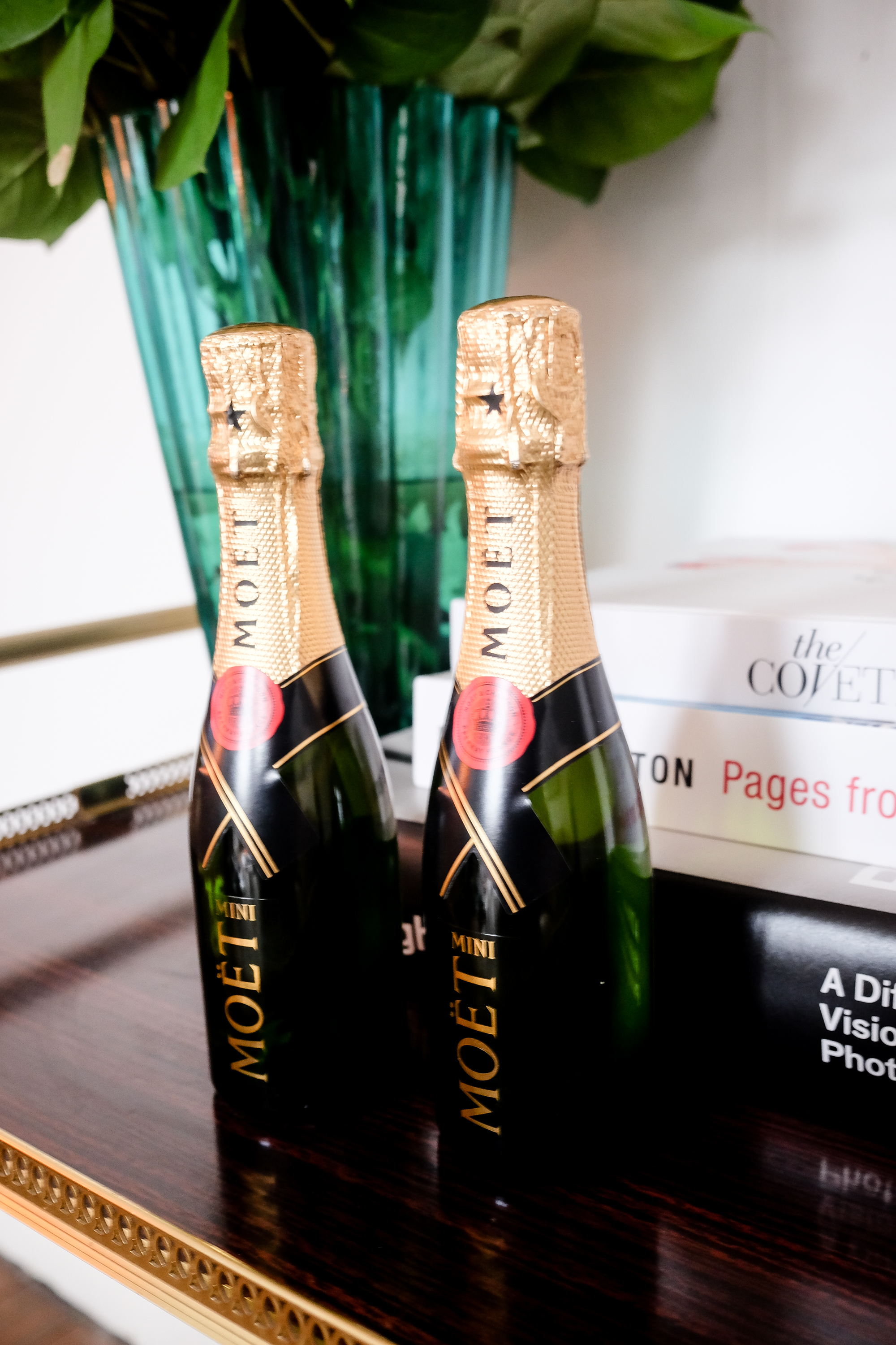 Moet & Chandon for Valentine'd Day